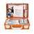 Erste Hilfe Koffer QUICK-CD 3001125 Erste-Hilfe-Koffer mit Füllung Standard...