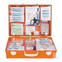 Erste Hilfe Koffer MT-CD 3001155 Erste-Hilfe-Koffer mit Füllung Standard DIN...