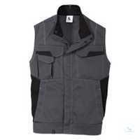 Weste 73483411 9799 anthrazit-schwarz Größe S 2 Brusttaschen mit Patte und...