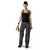 Damen Bundhose 2124 5353 9799 anthrazit-schwarz Größe D34 Kontrast-Elemente:...