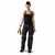 Damen Bundhose 2124 5353 9997 schwarz-anthrazit Größe D34 Kontrast-Elemente:...