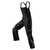 Latzhose 3324 5353 9997 schwarz-anthrazit Größe 102 Reflex-Elemente vorn,...