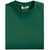 Classic T-Shirt tannengrün, Größe XS Klassisches T-Shirt mit rundem...