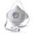 Einwegmaske 3305 VdGW 10 FFP2 D Bebänderung mit Clip Neben der ActivForm®,...