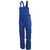 Schweißerschutz Latzhose 34578411-46 kornblumenblau Größe 102...