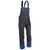 Safety Latzhose 37808413-9746 anthrazit-kornblumenblau Größe 102...