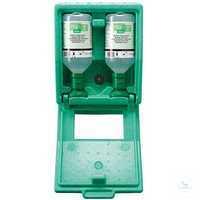 Augenspülstation Wandbox 4650 Staubgeschützte Wandbox mit Kennzeichnung...