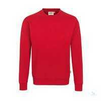 Sweatshirt Performance 475-02 Rot Größe XS Besonders strapazierfähiges...