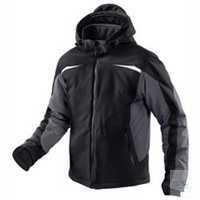 Wetter-Dress Jacke 1041 7322-9997 schwarz-anthrazit Größe XS 2 eingearbeitete...