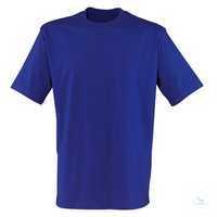 Shirt-Dress T-Shirt 5406 6211 46 kornblumenblau Größe XS Kurzarm, Rundhals.