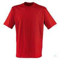 Shirt-Dress T-Shirt 5406 6211 55 mittelrot Größe XS Kurzarm, mit Rundhals.