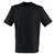 Shirt-Dress T-Shirt 5406 6211 99 schwarz Größe XS Kurzarm, mit Rundhals.