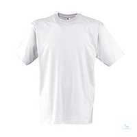 Shirt-Dress Shirt 54066211 weiss, Größe XS Rundhals, Kurzarm.