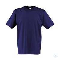 Shirt-Dress Shirt 54066211 marine, Größe XS Rundhals, Kurzarm.