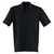 Polo-Shirt 56066213-99 schwarz Größe XS Kurzarm, mit 3er-Knopfleiste.