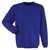 Sweatshirt 59066311-46 kornblumenblau Größe XS Langarm, mit Rundhals und...
