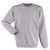 Sweatshirt 59066311-95 mittelgrau Größe XS Langarm, mit Rundhals und Strickbund.