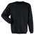 Sweatshirt 59066311-99 schwarz Größe XS Langarm, mit Rundhals und Strickbund.