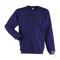 Shirt-Dress Sweatshirt 59066311 marine, Größe XS Rundhals.