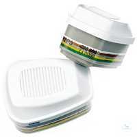 Filter A2B2E2K2HgP3R + Formaldehyd 6099 Das umfangreiche 3M-Filterprogramm...