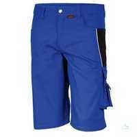 Shorts 61936TC0 kornblumenblau-schwarz Größe 42 Bund mit 6 Gürtelschlaufen....