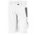 Shorts 61936TC4 weiß-grau Größe 42 Bund mit 6 Gürtelschlaufen. Gummizug...