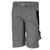 Shorts 61936TC7 grau-schwarz Größe 42 Bund mit 6 Gürtelschlaufen. Gummizug...