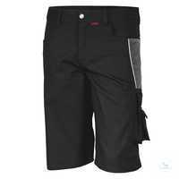 Shorts 61936TC8 schwarz-grau Größe 42 Bund mit 6 Gürtelschlaufen. Gummizug...