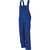 Latzhose kornblau 61937B0 Größe 102 Doppelter Brustlatz, eingearbeitete...