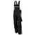 Latzhose 61937TC8 schwarz-grau Größe 102 Brustlatz mit aufgesetzter...