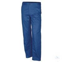 Bundhose 61938DF0 kornblau Größe 42 Bundhose mit 7 Gürtelschlaufen. Seitlich...