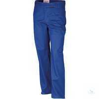Bundhose 61938ST0 Kornblau Größe 42 Bund mit 7 Gürtelschlaufen. Seitlich im...
