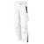 Bundhose 61938TC4 weiß-grau Größe 102 Bund mit 6 Gürtelschlaufen. Gummizug...