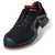x-tended support Halbschuh 8516 S3 SRC schwarz-rot Weite 11 Größe 35...