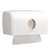 Falthandtuchspender AQUARIUS* C-fold klein 6956 Handtuchspender für...