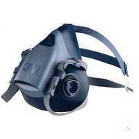 Halbmaske 7501 Serie 7500 Größe S Belastbar und höchst komfortabel....