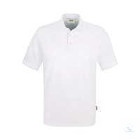 Poloshirt Top 800-01 Weiß Größe XS Klassisches Poloshirt mit hochwertig...