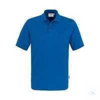 Poloshirt Top 800-10 Royal Größe XS Klassisches Poloshirt mit hochwertig...