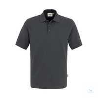 Poloshirt Top 800-28 Anthrazit Größe XS Klassisches Poloshirt mit hochwertig...