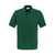 Poloshirt Top 800-72 Tanne Größe XS Klassisches Poloshirt mit hochwertig...