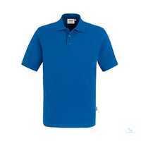 Pocket-Poloshirt Top 802-10 Royal Größe XS Klassisches Poloshirt mit...