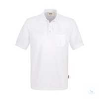 Pocket-Poloshirt Performance 812-01 weiß Größe XS Besonders strapazierfähiges...