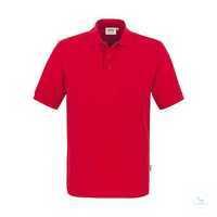 Pocket-Poloshirt Performance 812-02 rot Größe XS Besonders strapazierfähiges...