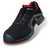 x-tended support Halbschuh 8516 S3 SRC schwarz-rot Weite 11 Größe 36...