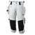 Mascot Dreiviertel-Hose 17049-311-06 weiß Größe C42 Dreiviertel-Hose mit...