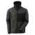 Strickjacke ADVANCED 17105309-3309 moosgrün-schwarz Größe XS Atmungsaktiv,...
