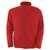 Fleecejacke Austin 50183872-02 rot Größe XS Verschluss mit Reißverschluss und...