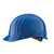 Schutzhelm Baumeister 80, blau, 9249030516 Standard-Bauhelm. Integrierte,...