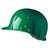Schutzhelm Baumeister 80, grün, 9249050516 Standard-Bauhelm mit...