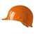 Schutzhelm Baumeister 80, orange, 9249070516 Standard-Bauhelm. Integrierte,...